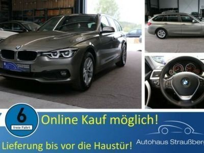 gebraucht BMW 318 d Touring *ONLINEVERKAUF INKL LIEFERUNG*