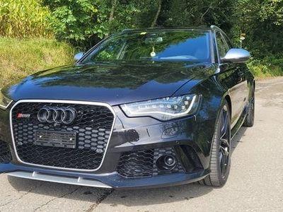 gebraucht Audi RS6 S6 / RS6phantomschwarz kristaleffekt Garantie bis 08.2022