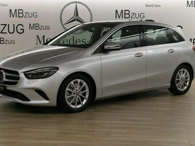 gebraucht Mercedes B250 B-Klasse4Matic Progressive