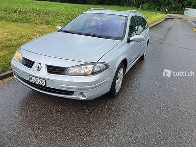 gebraucht Renault Laguna top Zustand