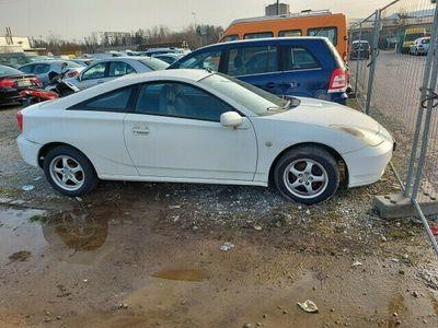 gebraucht Toyota Celica Celica 1.8 VVTL-i TS1.8 VVTL-i TS