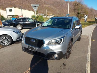 gebraucht Subaru Outback 2.0D Luxury AWD Lineartronic