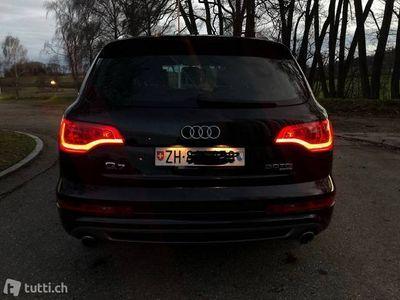 gebraucht Audi Q7 3.0TDI Facelift S-Line Quattro
