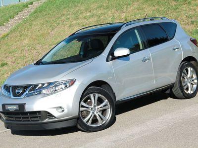 gebraucht Nissan Murano 2.5 dCi Executive Automatic
