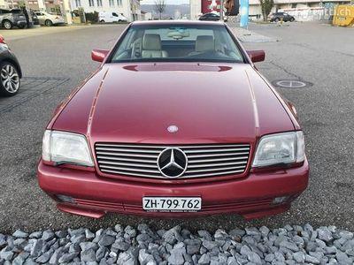 gebraucht Mercedes 280 SL, Ab MFk und Service.
