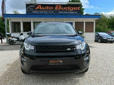 gebraucht Land Rover Discovery Sport 2.2TD4 HSE AT9