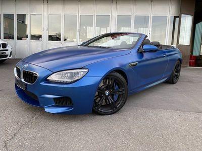 gebraucht BMW M6 Cabriolet Drivelogic