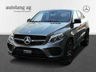 gebraucht Mercedes GLE350 GLE-Klassed 4Matic Coupé