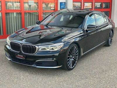 gebraucht BMW 730L  d xDrive Steptronic - Presidential Vehicle