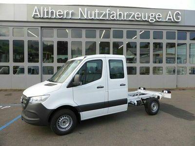 gebraucht Mercedes Sprinter 316 CDI DK S 4x2