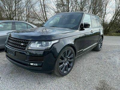 gebraucht Land Rover Range Rover Range Rover 4.4 SDV8 Vogue4.4 SDV8 Vogue