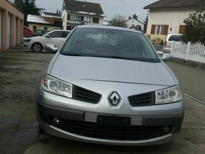 gebraucht Renault Mégane Méganell 1.9dCi Frisch MFK