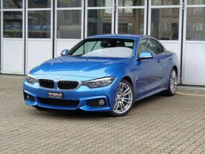 gebraucht BMW 440 4er i Cabrio M Sport