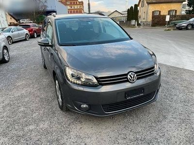 gebraucht VW Tiguan Touran 2.0 d BMT