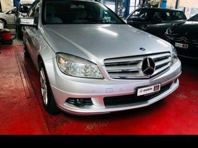 gebraucht Mercedes C200 C-Klasse Mercedes Benzmit MFK