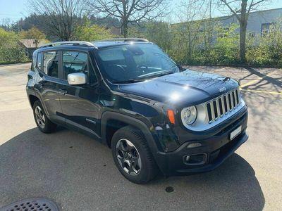 gebraucht Jeep Renegade 1.4 Turbo Limited AWD (SUV / Geländewagen)