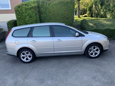 gebraucht Ford Focus 1.8 FFV Flexy Fuel