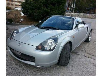 gebraucht Toyota MR2 1.8 VVT-i