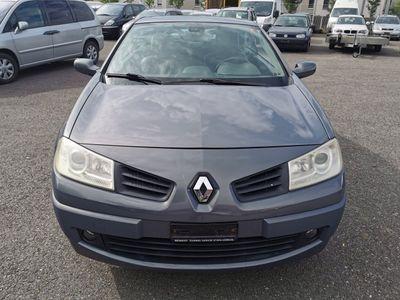 gebraucht Renault Mégane Cabriolet 2.0 16V Privilège Luxe