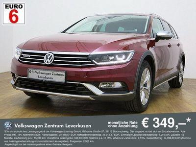 gebraucht VW Passat Alltrack 2.0 TDI 4MOTION AID NAVI LED ACC