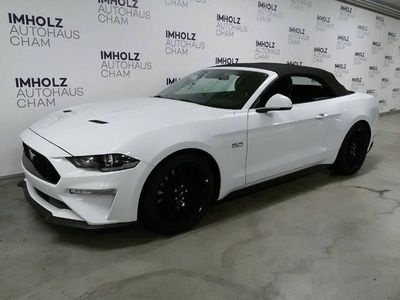 gebraucht Ford Mustang GT Convertible 5.0 V8