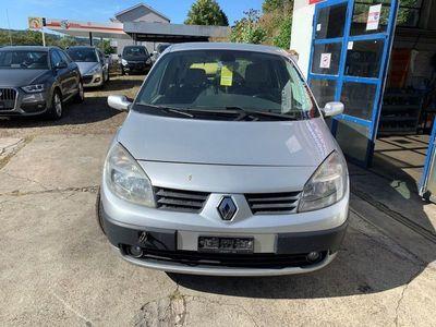 gebraucht Renault Scénic 1.9 dCi Expression