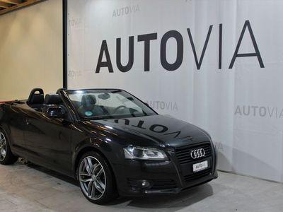 gebraucht Audi A3 Cabriolet 2.0 TFSI Sunshine S-tronic