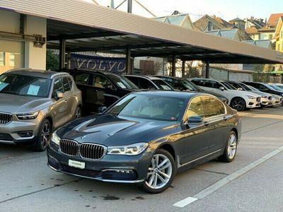 gebraucht BMW 740 7er d xDrive Steptronic