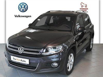 gebraucht VW Tiguan Sport & Style LOUNGE 2.0TDI PANORAMA AHK