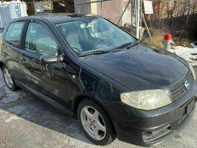 gebraucht Fiat Punto Punto 1.4 Sport 108.000km1.4 Sport 108.000km