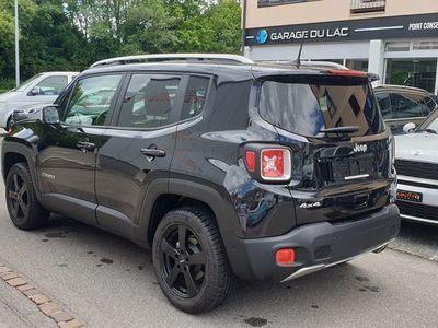 gebraucht Jeep Renegade 1.4 Turbo Limited AWD