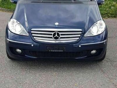 gebraucht Mercedes A200 Avantgarde PolarStar