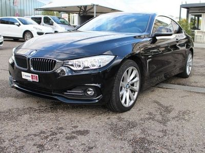 gebraucht BMW 430 4er d Coupé xDrive Luxury Line Steptronic
