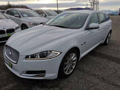 gebraucht Jaguar XF Sportbrake 2.2d Premium Luxury