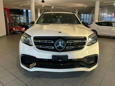 gebraucht Mercedes GLS63 AMG 4Matic Speedshift Plus 7G-Tronic
