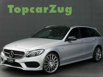 gebraucht Mercedes C43 AMG AMG 4Matic 367PS Aut. ** CH-Fahrzeug-Gratis Service **