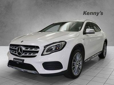 gebraucht Mercedes GLA250 GLA-KlasseUrban AMG-Line 4Matic