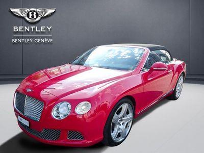 gebraucht Bentley Continental GTC 6.0 W12
