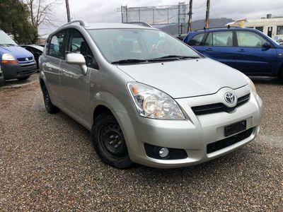 gebraucht Toyota Corolla Verso Corolla Verso COROL. VERSO1.8 Linea Sol MultiMode
