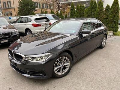 gebraucht BMW 530 5er d xDrive Sport Line Steptronic
