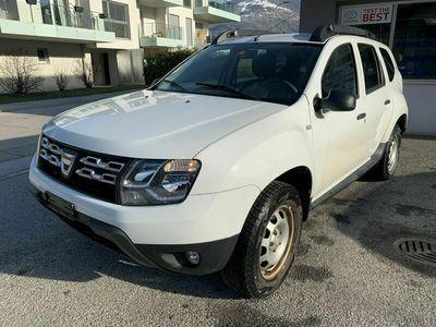 gebraucht Dacia Duster 1.2 T Lauréate 4x4