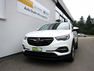 gebraucht Opel Grandland X 1.6 CDTi Enjoy