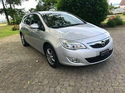 gebraucht Opel Astra SportsTourer 1.6i 16V Turbo Enjoy Automatic