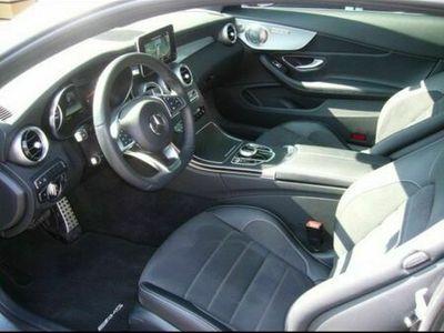 gebraucht Mercedes C250 C-KlasseAMG Line Coupé 7G-tronic