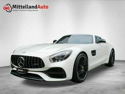 gebraucht Mercedes AMG GT C GTRoadster Speedshift DCT