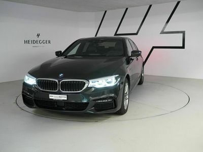 gebraucht BMW 530 5er e xDrive Steptronic M Sport