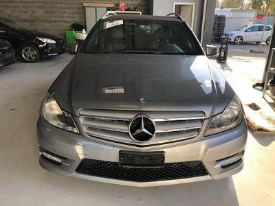 gebraucht Mercedes C250 CDI Elégance 4Matic 7G-Tronic