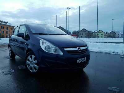 gebraucht Opel Corsa 1.2 16 V Benzin