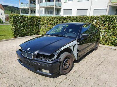 gebraucht BMW 323 Compact 3er Compact E36 ti M-Paket Bastler / Projektauto
