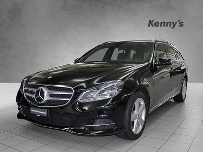 gebraucht Mercedes E250 E-KlasseAvantgarde Kombi